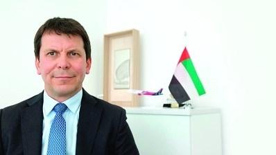 كيس فان شايك المدير العام لشركة «ويز إير أبوظبي» يتحدث لـ«الاتحاد»