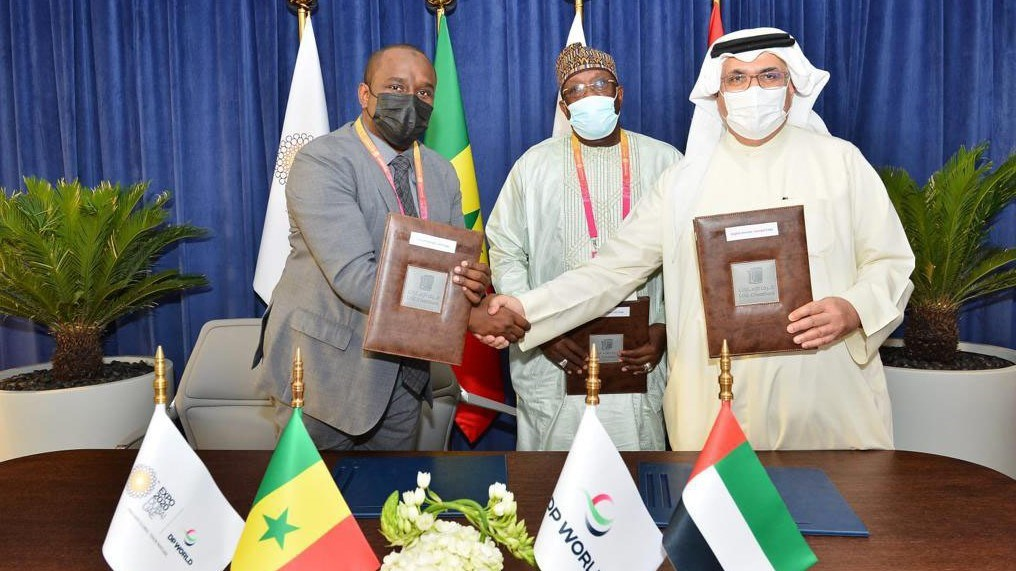UAE and Senegal sign a memorandum of understanding to set up a joint business council