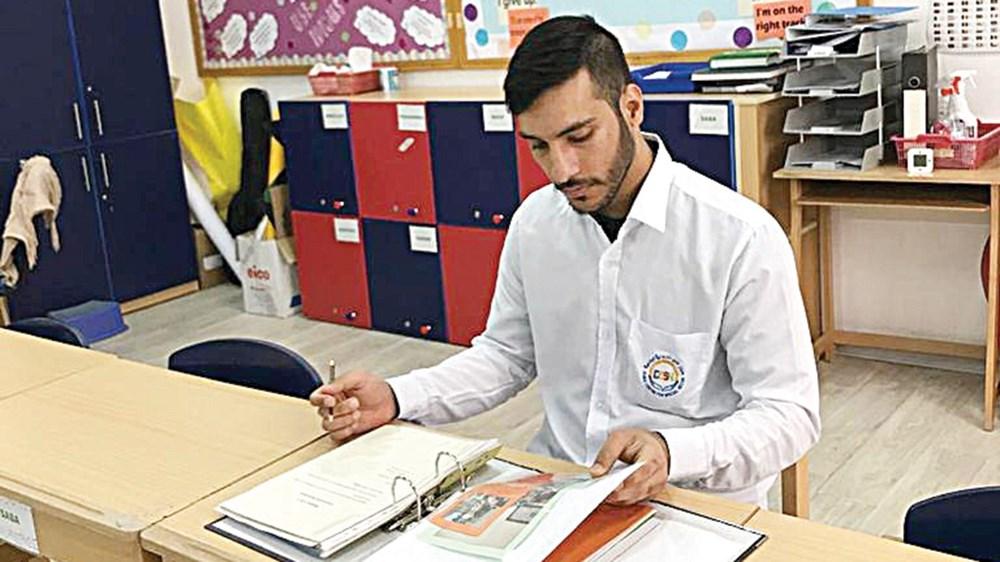 محمد يهوى البحث والاطلاع