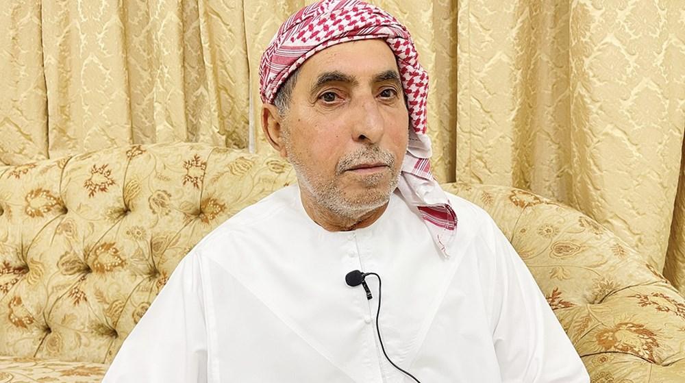 سنان خادم راشد المهيري (محمد البلوشي)