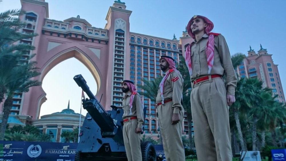 5 مناطق في دبي لمدافع عيد الأضحى