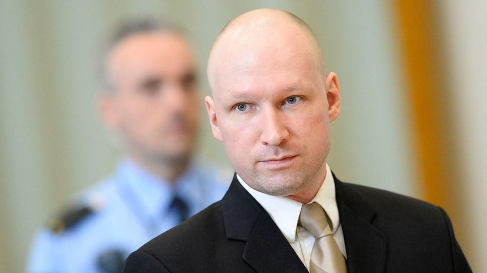 Anders Behring Breivik aka